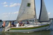Żeglarz jachtowy - rejs rodzinny